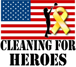 Cleaning for Heroes - Dayton Ohio