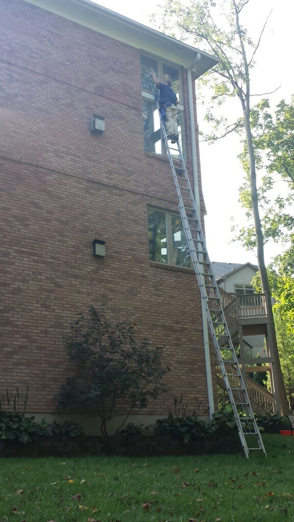 Residential Window Cleaning Dayton Ohio