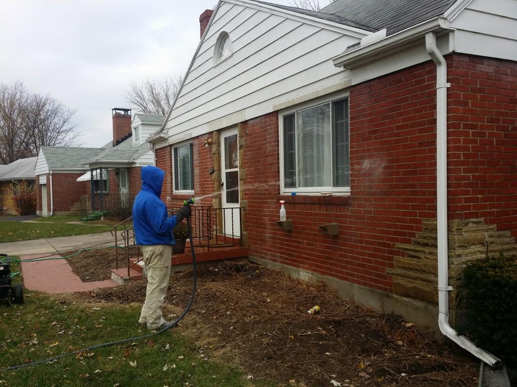 Two Dudes Brick Cleaning Dayton Ohio