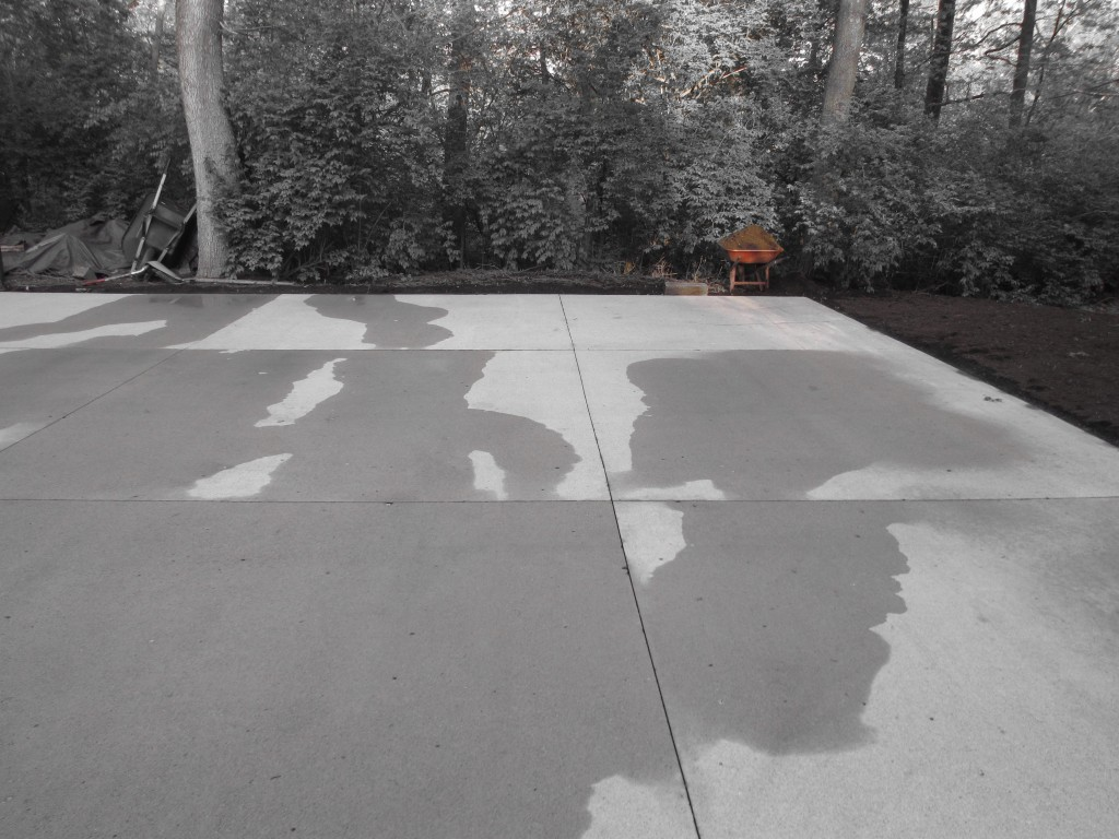 After Concrete Cleaning Daton Ohio