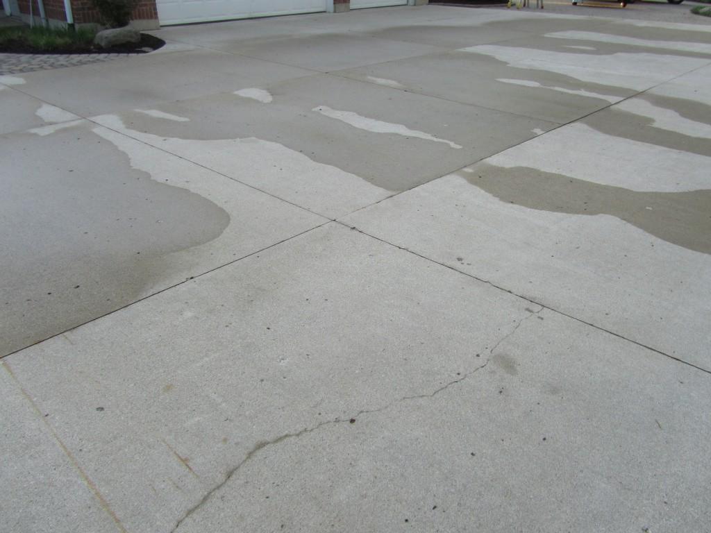 Concrete Cleaning Services Dayton Ohio