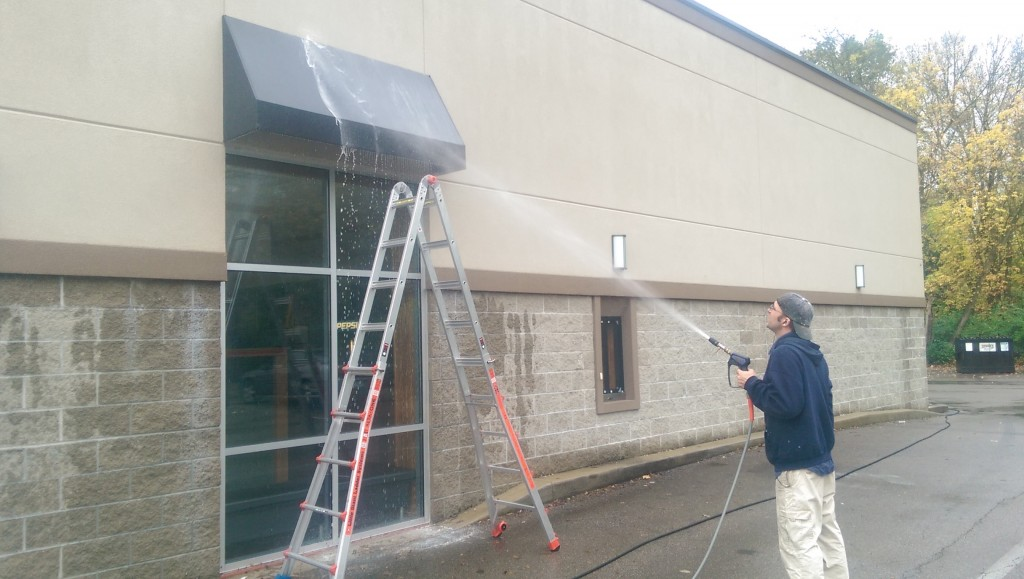 Dayton Awning Cleaning Services