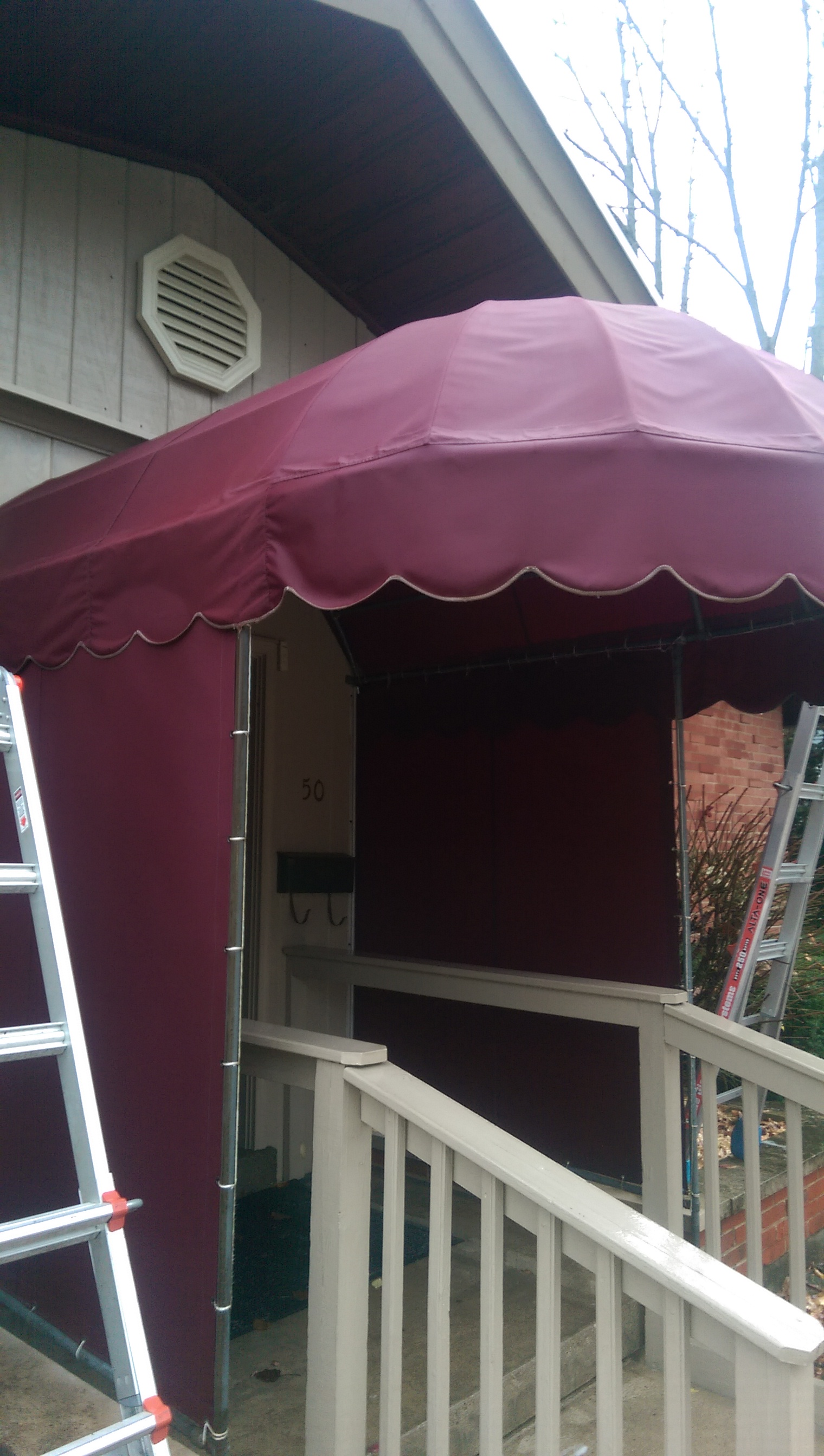 Dayton Ohio S Best Choice For Awning Cleaning Two Dudes
