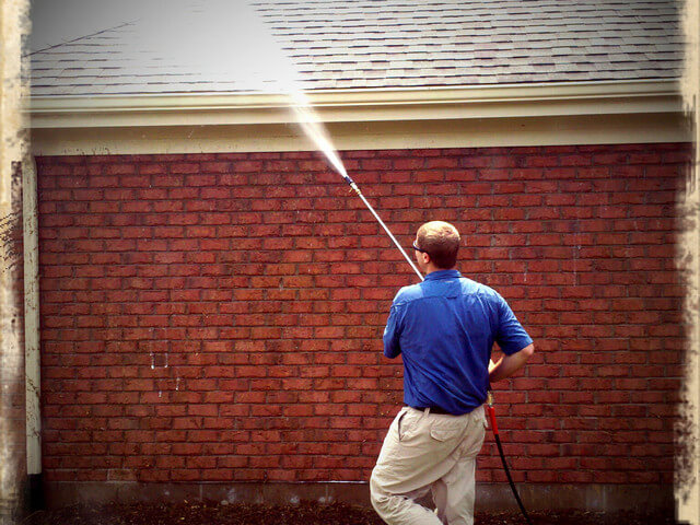 Pressure Washing Services Dayton Ohio